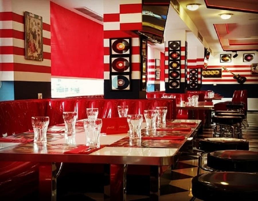 American Diner. Un resto américain à Alger
