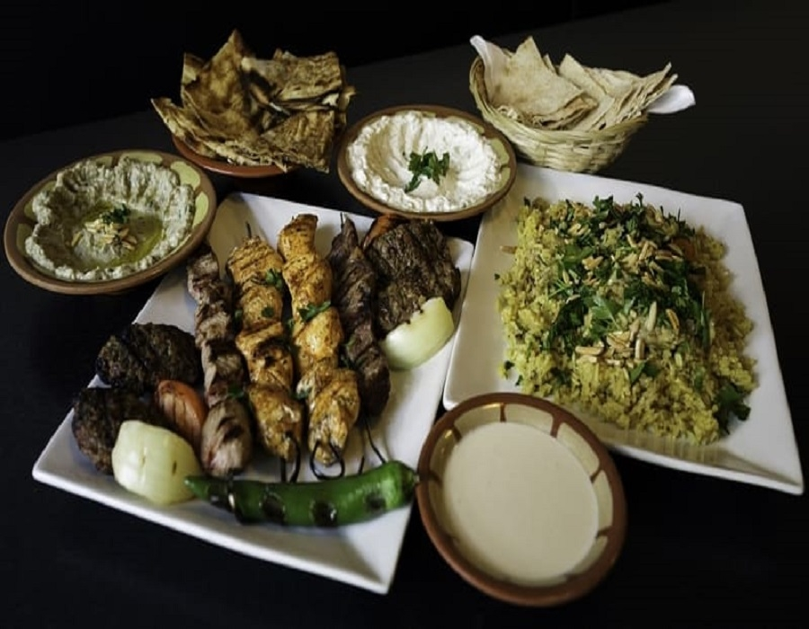 Fast Food Razza. Spécialités palestiniennes