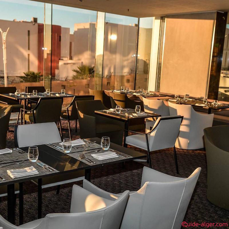 Holiday Inn Algiers – Cheraga Tower