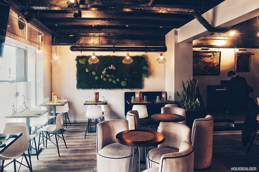 Les Copains d'abord. Nouveau Restaurant Lounge au Telemly