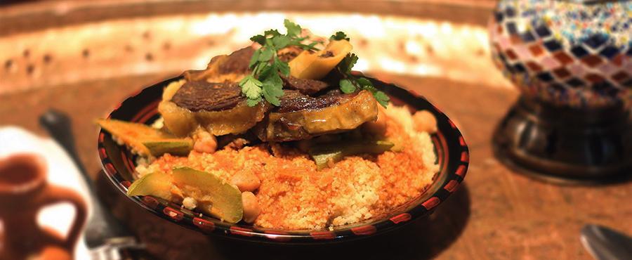 Le meilleur de la cuisine algérienne chez Val Street restaurant